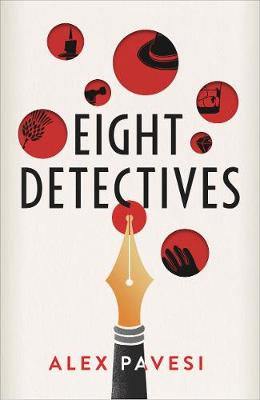 Eight Detectives cover