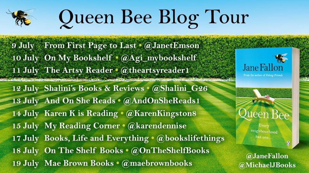 Queen Bee – Jane Fallon