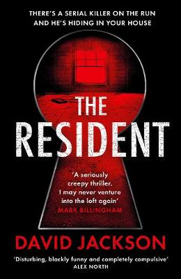 The Resident cover