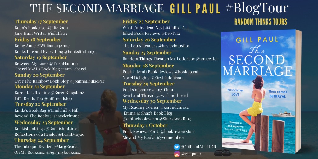 The Second Marriage Tour poster