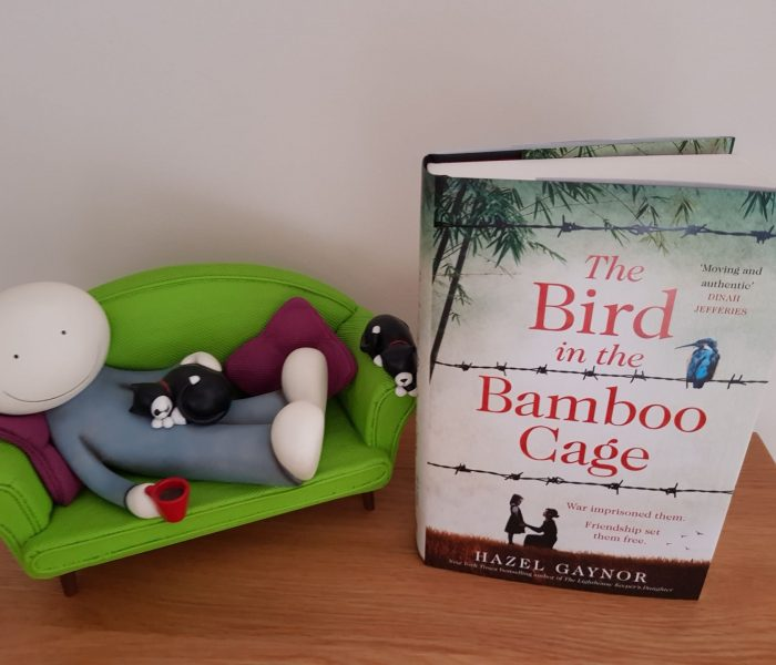 THE BIRD IN THE BAMBOO CAGE by Hazel Gaynor | Blog Tour Extract @HazelGaynor  @HarperFiction  @RandomTTours #TheBirdInTheBambooCage