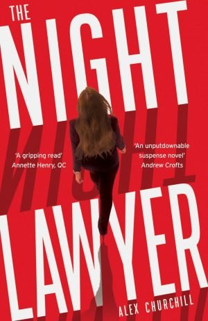 The Night Lawyer cover