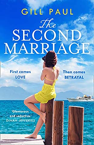 The Second Marriage cover