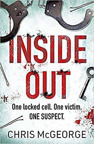 Inside Out by Chris McGeorge | Blog Tour Review | #InsideOut