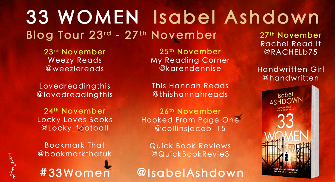 33 Women – Isabel Ashdown