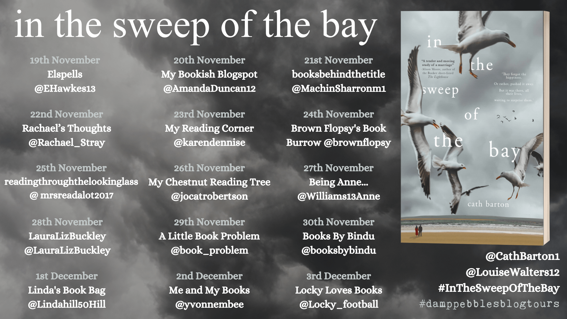 In the Sweep of the Bay – Cath Barton