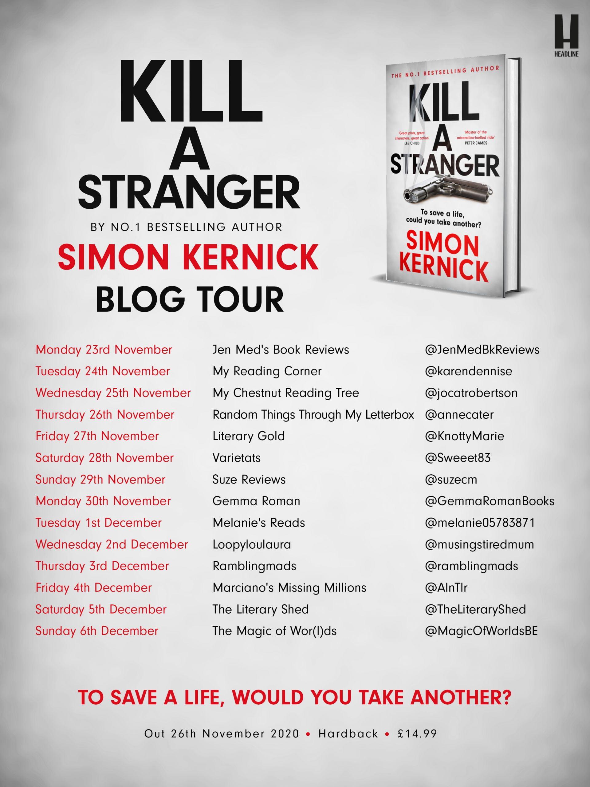 Kill A Stranger – Simon Kernick