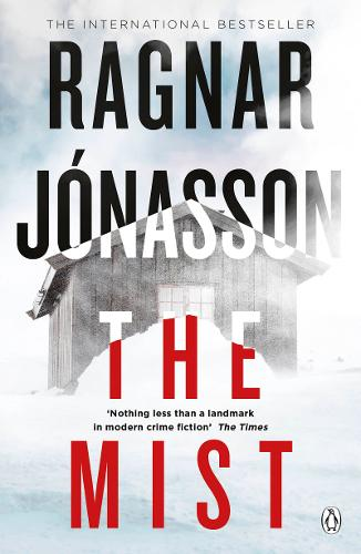 CURRENTLY READING: The Mist – Ragnar Jonasson