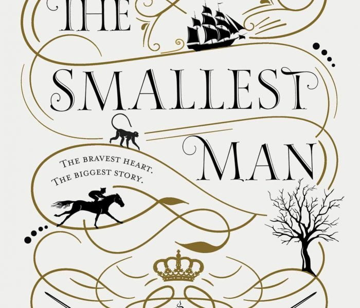 The Smallest Man by Frances Quinn | Blog Tour Review #TheSmallestMan