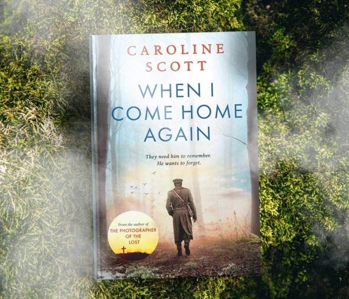 When I Come Home Again by Caroline Scott | Blog Tour Review #WhenIComeHomeAgain #WW1 #HistoricalFiction