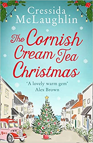 The Cornish Cream Tea Christmas by Cressida McLaughlin | Blog Tour Extract #CornishCreamTeaChristmas