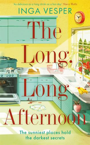 CURRENTLY READING: The Long, Long Afternoon – Inga Vesper