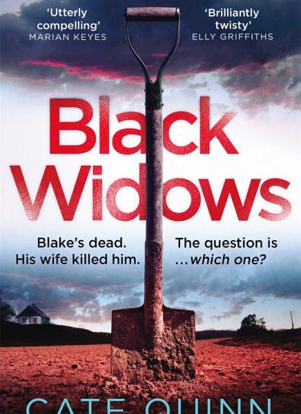 Black Widows by Cate Quinn   Blog Tour #BookGiveaway #BlackWidows