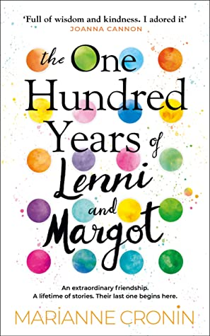 The One Hundred Years of Lenni and Margot by Marianne Cronin   Blog Tour Book Review   #LenniAndMargot (@DoubledayUK @itsmcronin)