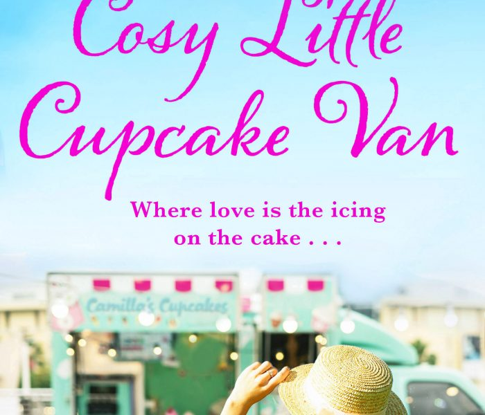 The Cosy Little Cupcake Van by Annette Hannah | Blog Tour Guest Post & Book Review #TheCosyLittleCupcakeVan @AnnetteHannah