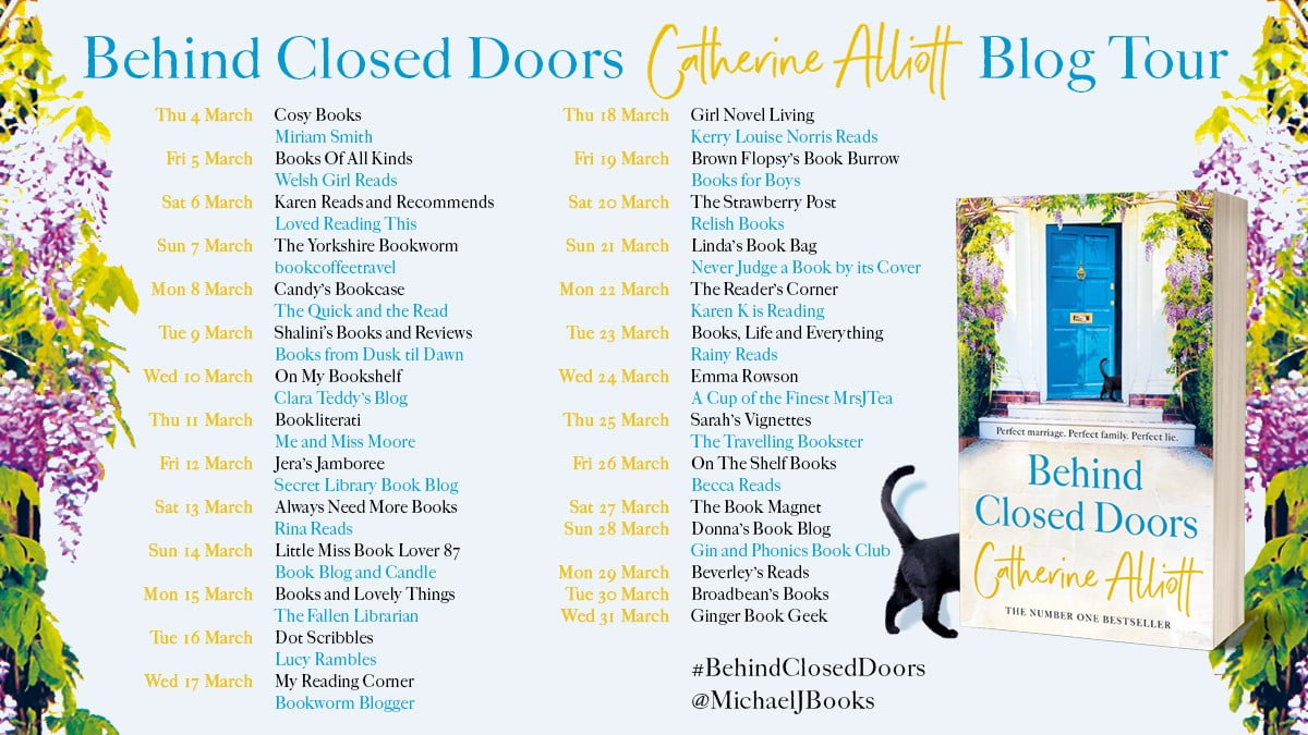 Behind Closed Doors – Catherine Alliott