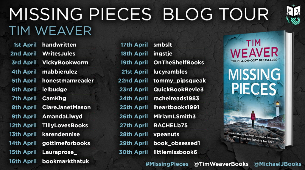Missing Pieces – Tim Weaver