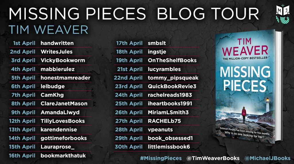 Missing Pieces – Tim Weaver