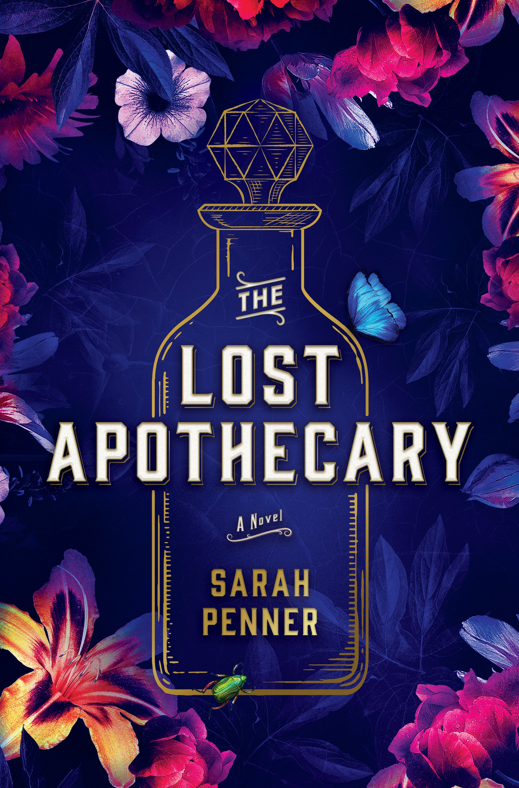 CURRENTLY READING: The Lost Apothecary – Sarah Penner