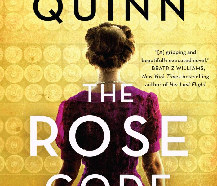 The Rose Code by Kate Quinn | Blog Tour Extract #TheRoseCode