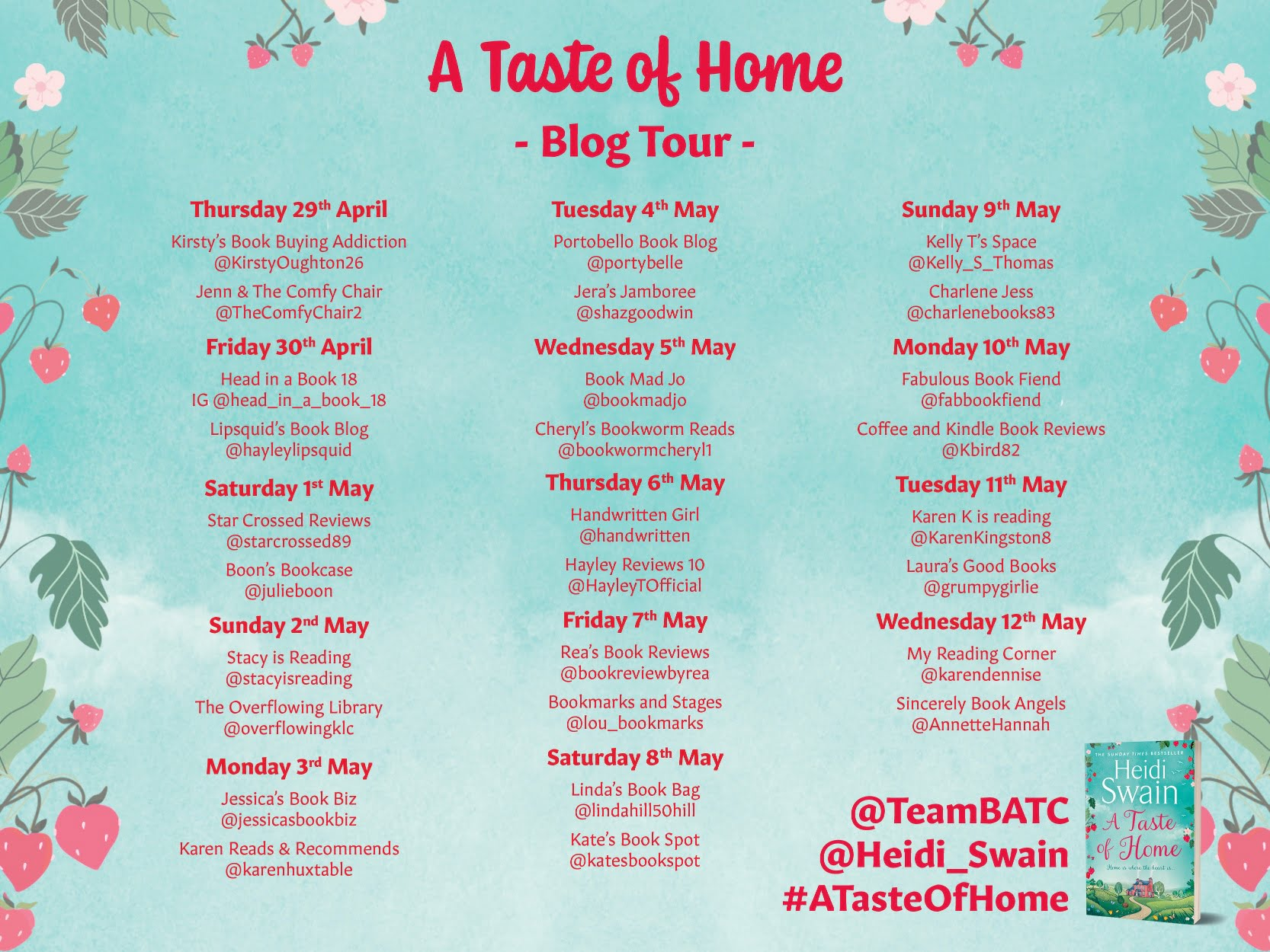 A Taste of Home – Heidi Swain