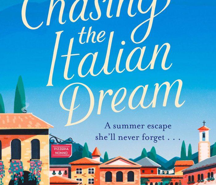 Chasing the Italian Dream by Jo Thomas | Blog Tour Extract #ChasingTheItalianDream