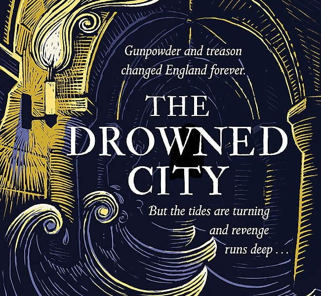 The Drowned City by K J Maitland | Blog Tour Extract | #DrownedCity