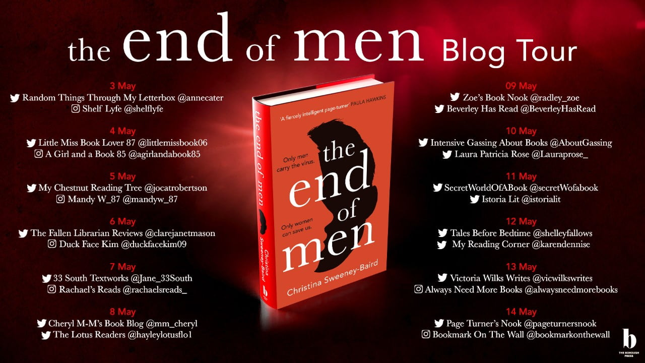 The End of Men – Christina Sweeney-Baird