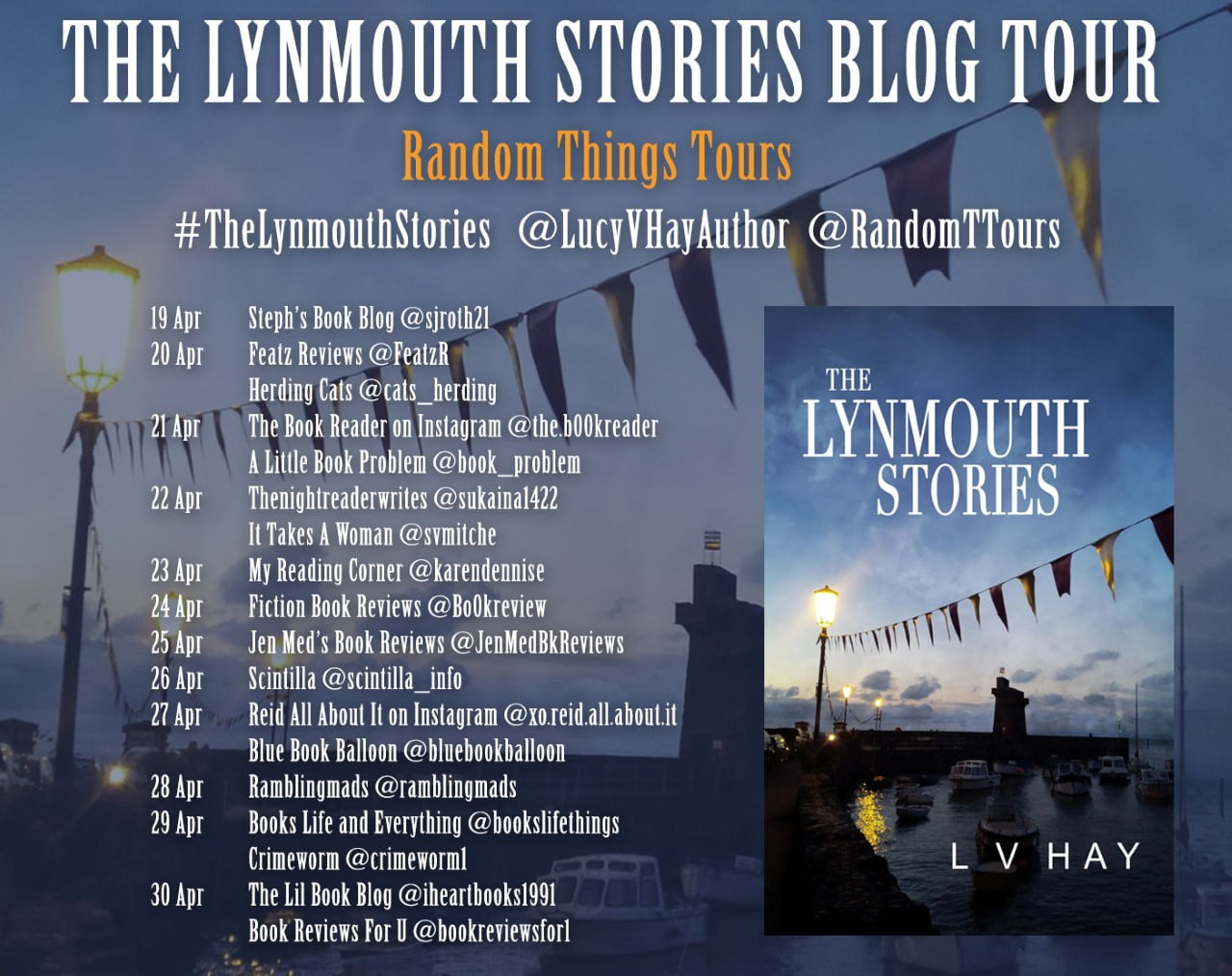 The Lynmouth Stories – L V Hay