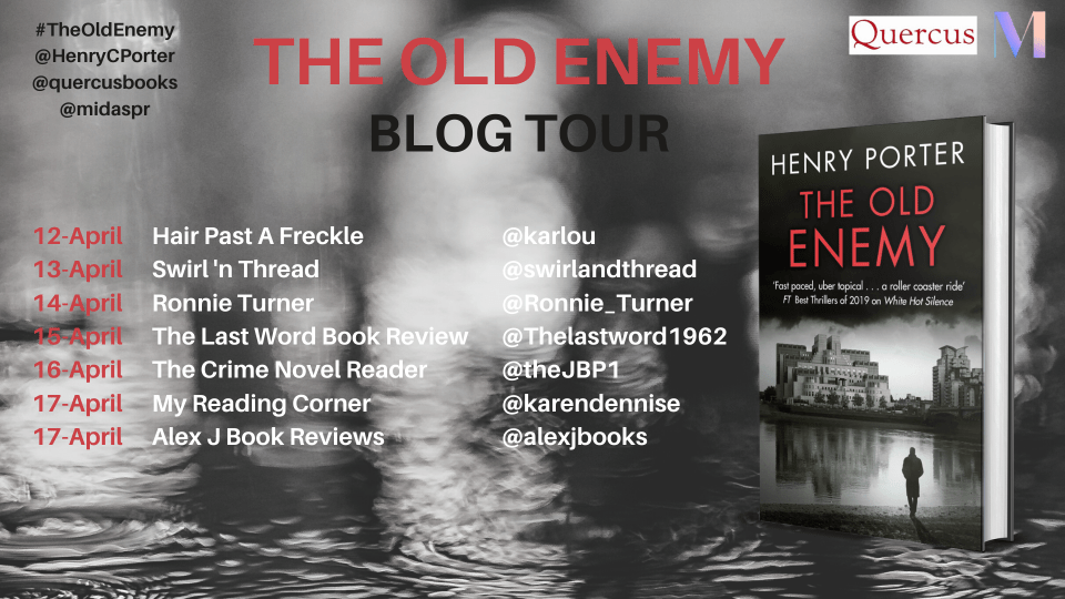 The Old Enemy Blog – Henry Porter