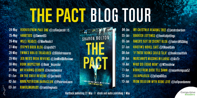 The Pact – Sharon Bolton