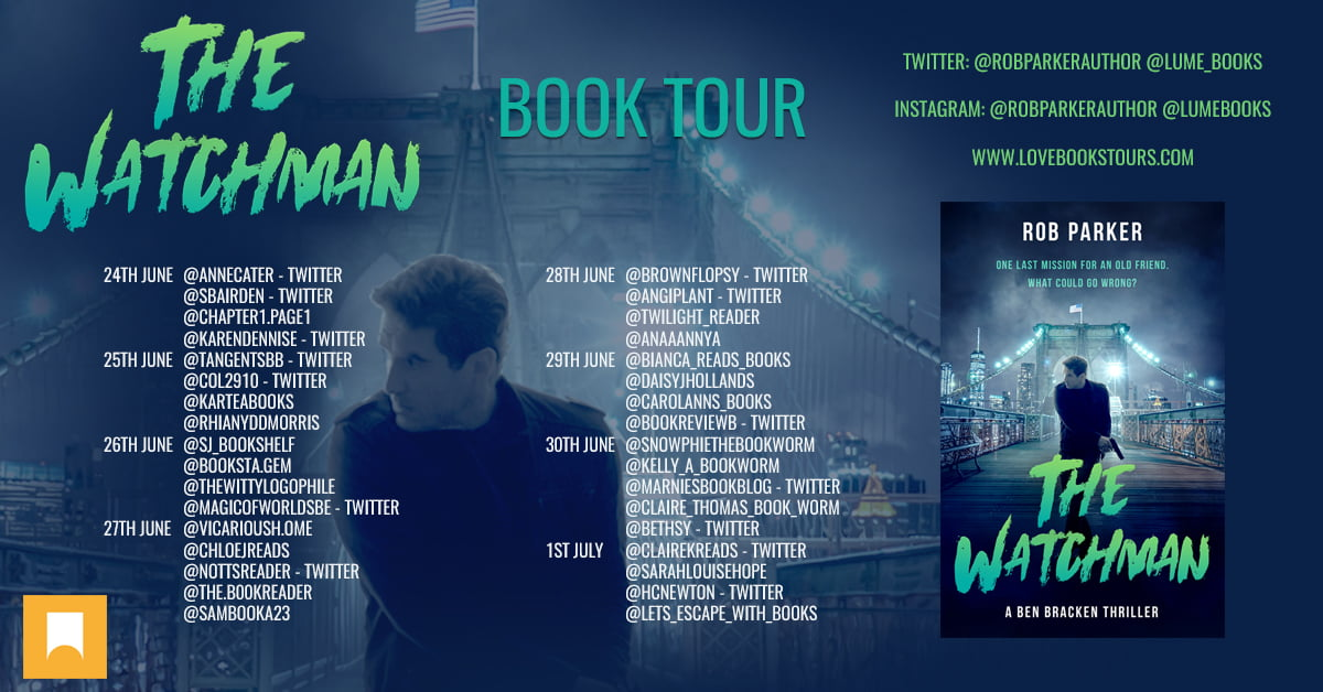 The Watchman – Rob Parker