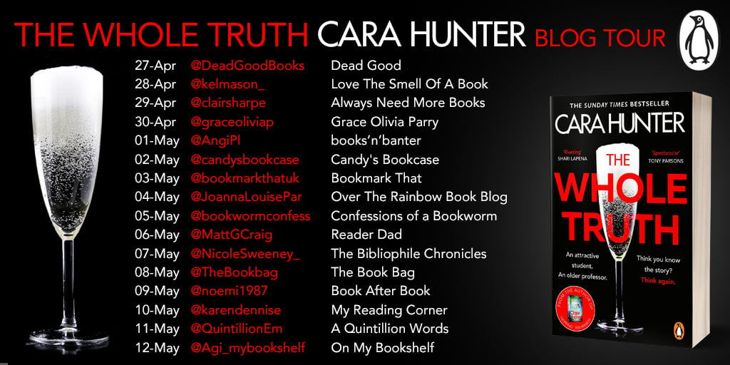 The Whole Truth – Cara Hunter