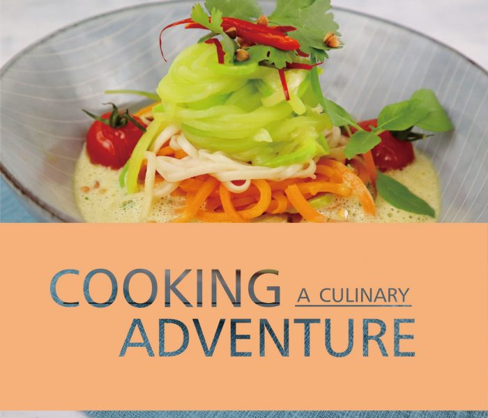 Cooking, A Culinary Adventure – Guest Post and Recipe – Ilse Dumont and Yannick Tirbois