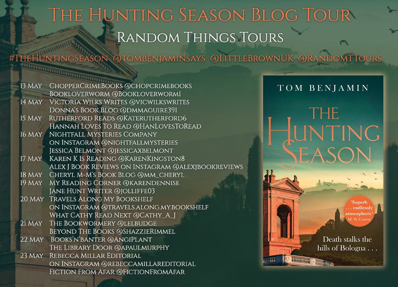 The Hunting Season –  Tom Benjamin