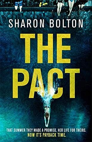 The Pact by Sharon Bolton | Blog Tour Book Review | #ThePact