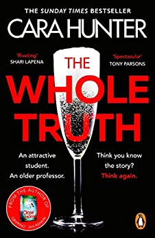 The Whole Truth (DI Adam Fawley #5) by Cara Hunter | Blog Tour Book Review | #TheWholeTruth