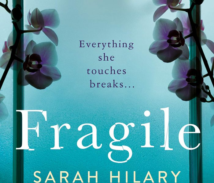 Fragile by Sarah Hilary   Blog Tour Book Review  #Fragile