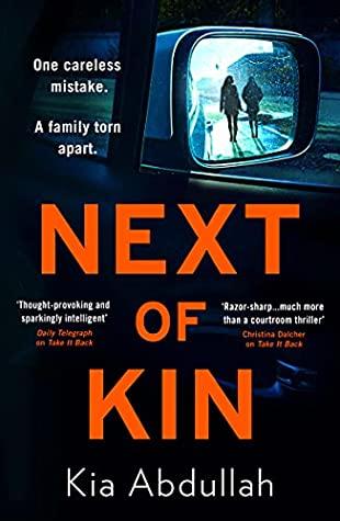 Next of Kin by Kia Abdullah   Book Review   #NextofKin